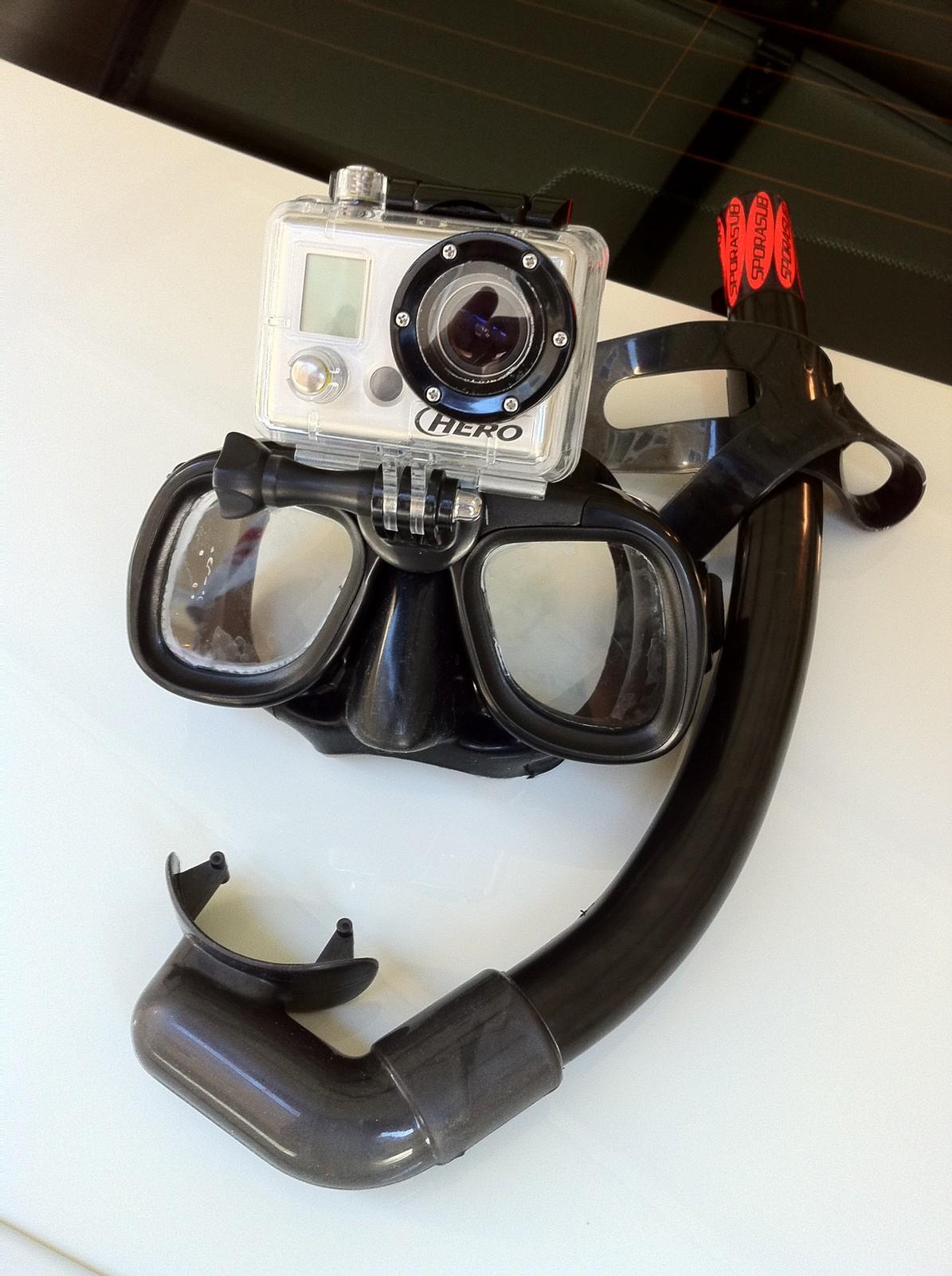 プロトタイプマスクカメラ
