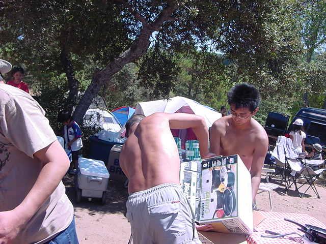 2005 えびキャンプ 13