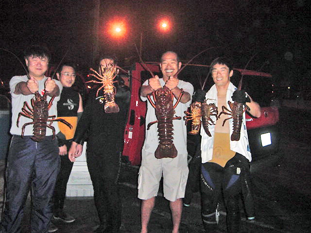 2006年海老シーズンオープニング 5