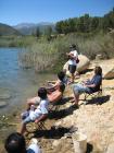 fishing at lake casitas